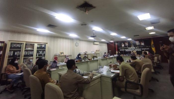 Perkuat Layanan Kependudukan, Komisi I DPRD Lampung Geber Uji Publik Perda 1 Oktober