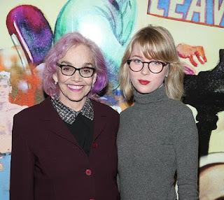 Josie Lynn Shalhoub with her mother Brooke