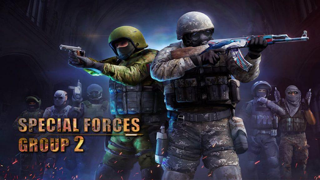 تحميل لعبة Special Forces Group 2 اخر تحديث مجاناً للأندرويد 2021 وبطريقة سهلة
