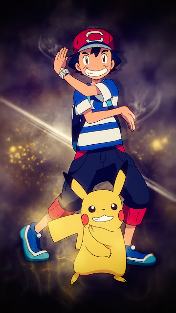 Why Ash Doesn't Resist Pikachu To Go Inside Pokeball ?