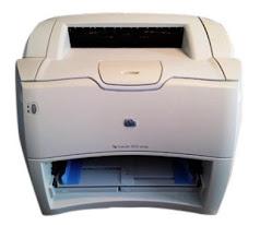 Imprimante HP LaserJet 1200 Télécharger Pilote