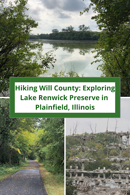 Lake Renwick Preserve Delights With Trails, Lakes and a Heron Rookery in Plainfield, Illinois