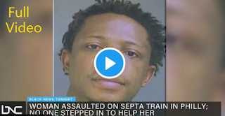 Woman assaulted on philadelphia train video