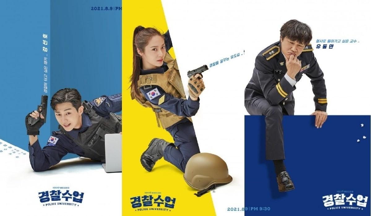 Download Drama Korea Police University Sub Indo Batch
