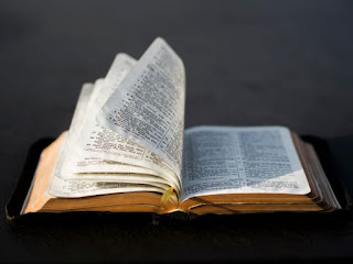 Bible Photo by Aaron Burden on Unsplash