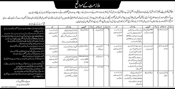 JOBS | Education Public Sector Organization.Sindh Basic Education Program