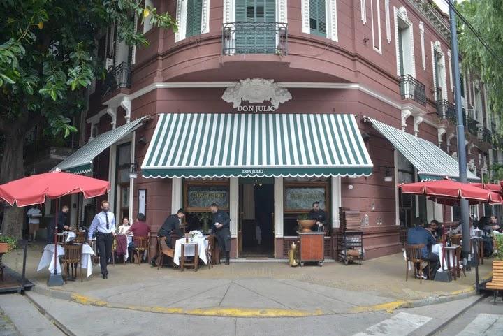 Onde comer em Buenos Aires - Parrila Don Julio