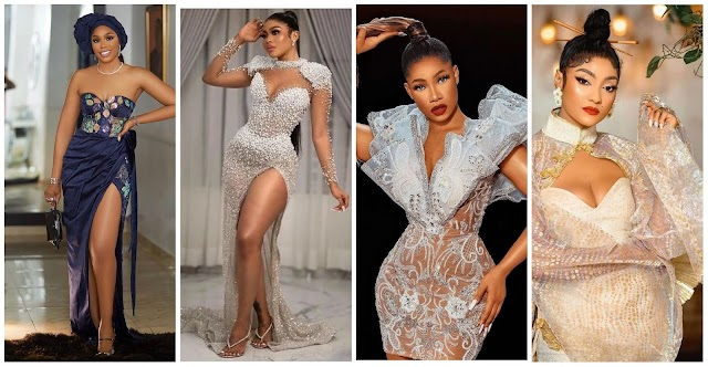 Owambe Styles That Will Definetly Blow Minds (2022): Exquisite Dress Collections.