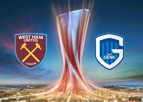 West Ham United vs Genk Full Match & Highlights 21 October 2021