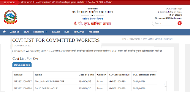 CCVI List of Committed Workers (2021-10-24)