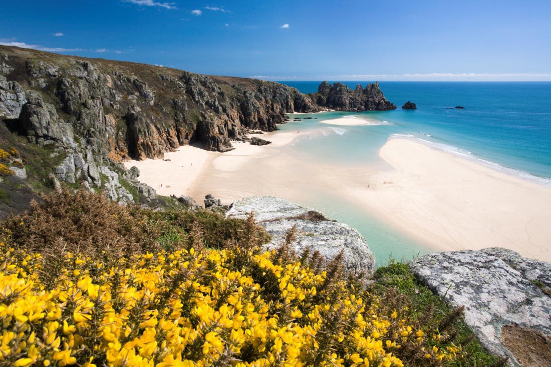 Rhossili Bay Beach Wales