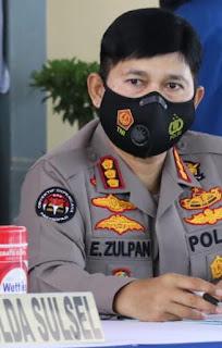 Polisi Tertibkan Knalpot Racing , Kabid Humas Polda Sulsel : Filterisasi Perilaku Berkendara Dimasa Pandemi