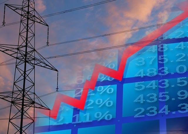 Ελληνικό πανευρωπαϊκό ρεκόρ χονδρικής τιμής ρεύματος