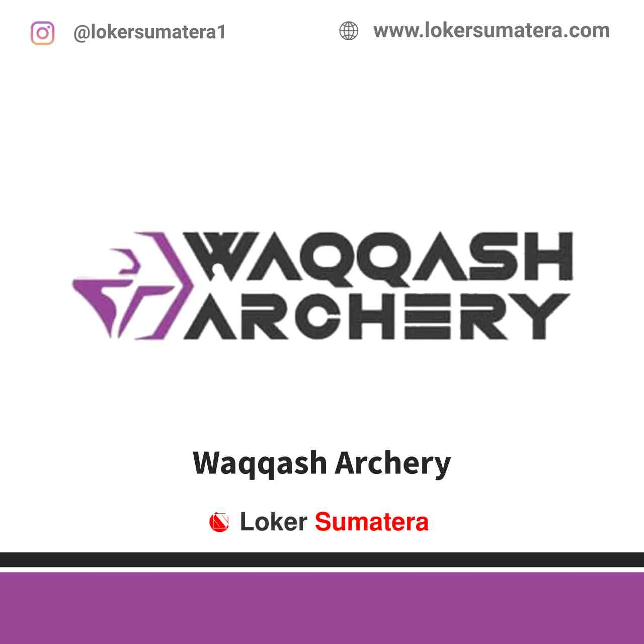 Waqqash Archery Pekanbaru