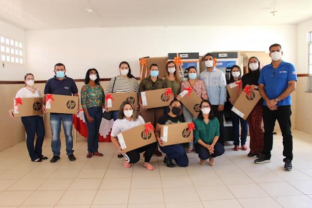 Prefeitura de Piatã implantará  Prontuário Eletrônico em Unidades Básicas de Saúde do município