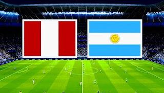 موعد مباراة الأرجنتين ضد بيرو في تصفيات كأس العالم والقنوات الناقلة