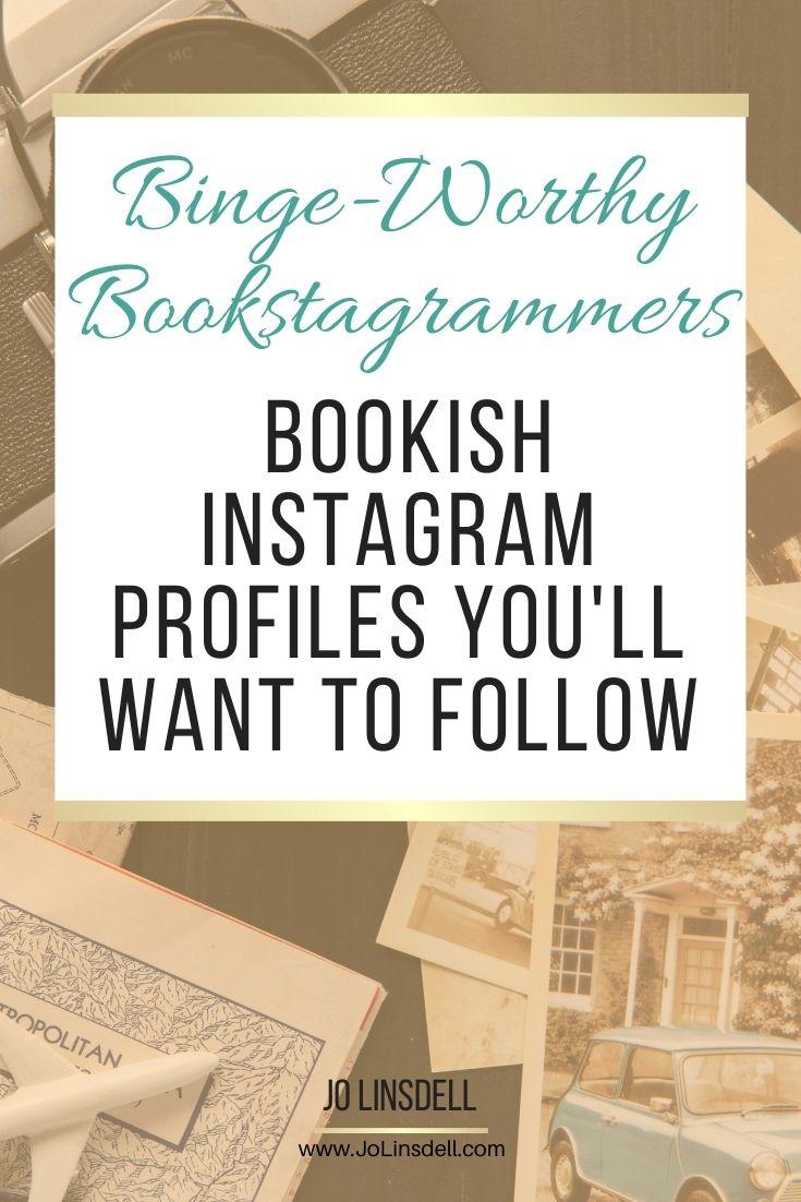Binge-worthy Bookstagrammers