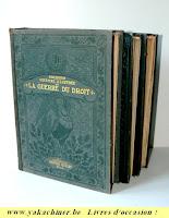 La guerre du droit par Emile Hinzelin, 1914