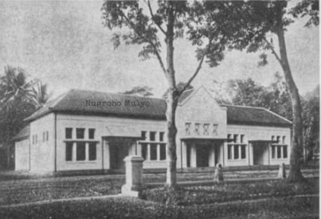 Asal Usul Gedung Pengadilan Bogor