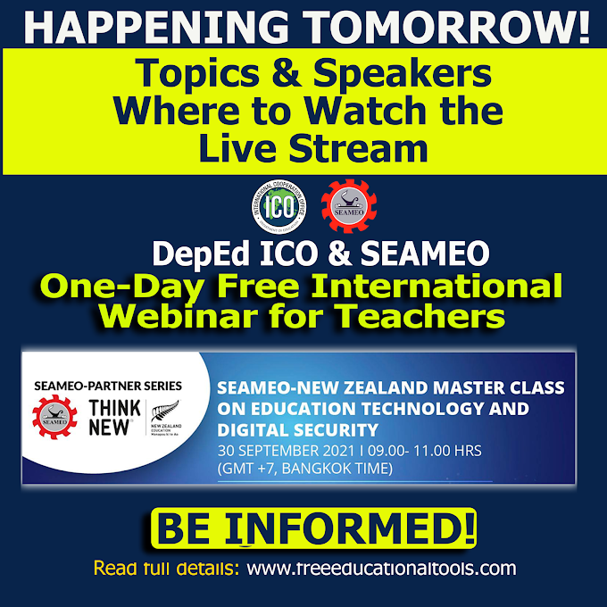 """Topics and Speakers 