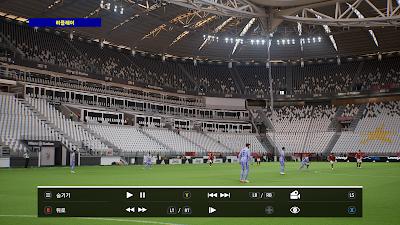 eFootball 2022 No Crowd