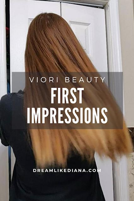 pinterest pin viori first impressions