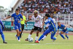 Gol Indah Armanita Bawa Papua Raih Emas Sepak Bola Wanita PON XX