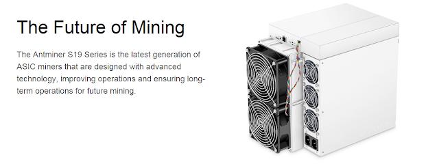 bitmain s19 pro 110 th mainer s19 pro 95th SHA-256 btc mining miner bitcoin asic antminers9