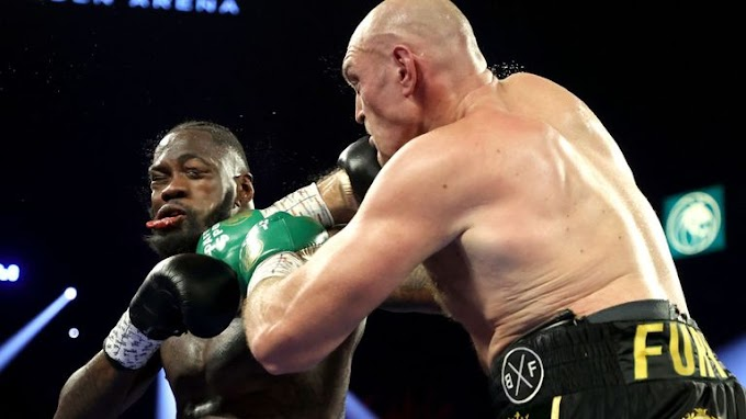 Deontay Wilder Hit With Six-Month Suspension Following Brutal KO By Tyson Fury