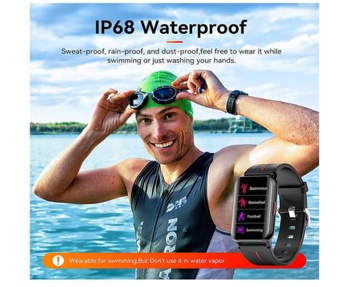 Mingtawn Blood Oxygen Monitoring Waterproof Smart Watches