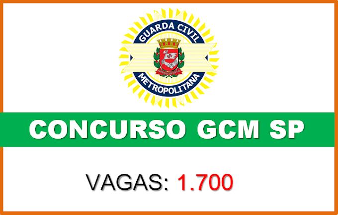 Concurso GCM SP: Exclusivo !! Novo edital em pauta para 1.700 vagas