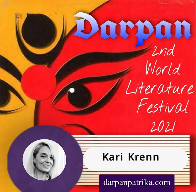 DARPAN || 2nd World Literature Festival 2021 ||  Kari Krenn , Argentina