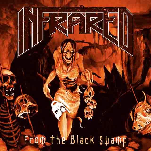 """Ο δίσκος των Infrared """"From the Black Swamp"""""""