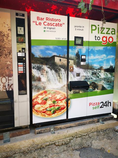pizza express a saturnia