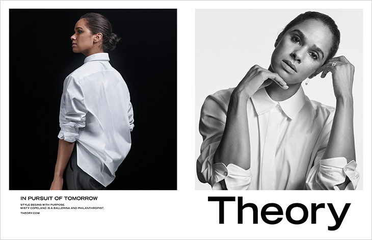 Theory Fall Winter 2021 Campaign