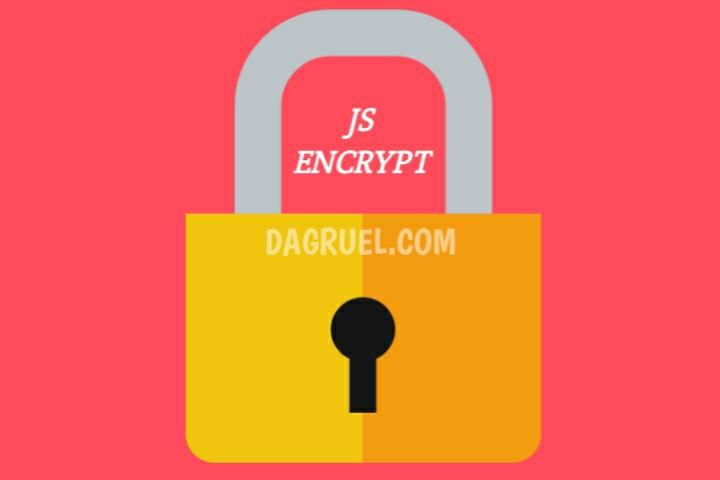 Encrypt dan Decrypt JavaScript