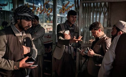 Facebook protects accounts of Afghan users