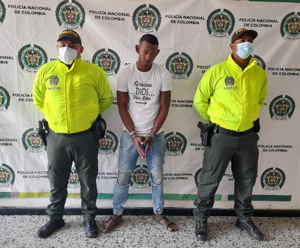 hoyennoticia.com, Capturado en San Juan por terrorismo, homicidio y hurto