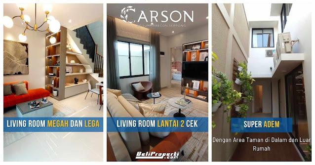 carson residence serpong