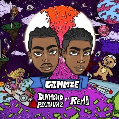 "Diamond Platnumz ft. Rema – ""Gimmie"""