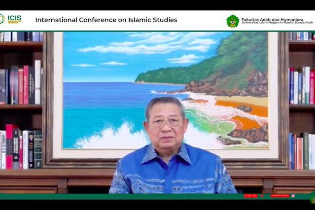 SBY Berharap Peradaban Islam Kembali Berjaya seperti di Milenium Pertama