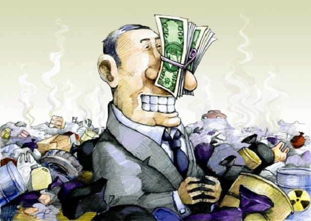 Sri Lanka: Mega corruption stealing resources from the poor