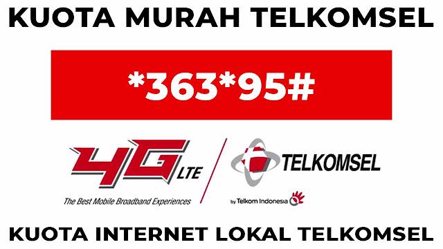 kuota internet lokal telkomsel