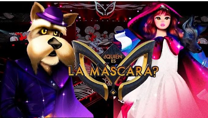 El Perro y La Caperuza eliminados de ¿Quién es La Máscara? 2021