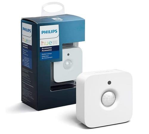 Philips 473389 Hue Indoor Motion Sensor for Smart Lights