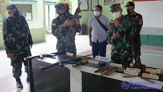 Kelompok Wilayah Distrik Angkaseira Dm Fisyrik Yapen Utara Kembali Ke NKRI