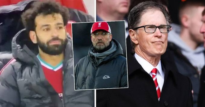 Paul Joyce: Mohamed Salah agent demands £400,000-a-week new contract from Liverpool