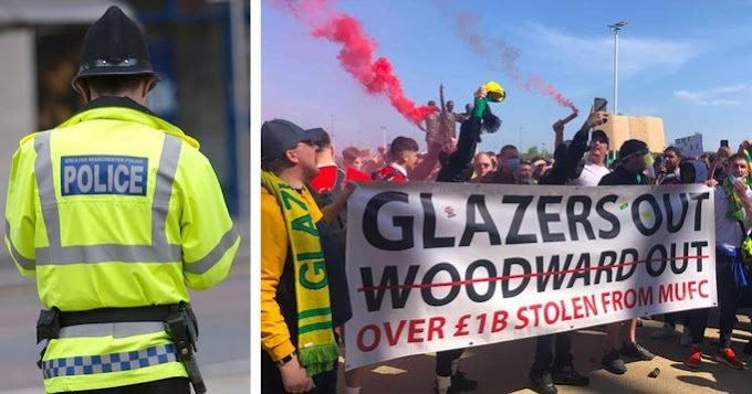 More police to be on duty for United-Liverpool clash amid protest: Manchester Police