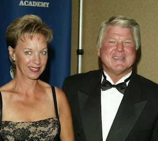 Rhonda Rookmaaker with her spouse Jimmy Johnson