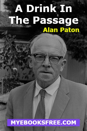 A Drink in the passage by Alan Paton PDF Download   Short Story